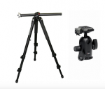 Manfrotto 055XPROB tripod + 498RC2 Ball Head + 410PL Quick Release Plate - New Condition in Box