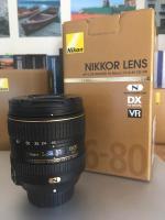 Nikon 16-80mm f2.8-4E