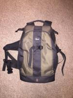 Lowepro Flipside 400 Backpack – pine green