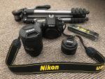 Nikon DSLR D7200