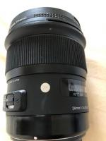 Sigma 24mm 1.4 art lens