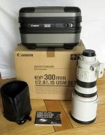 Canon EF 300mm f2.8 L IS USM