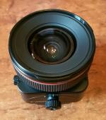 Canon TS-E 24mm f/3.5 L Tilt and Shift Lens