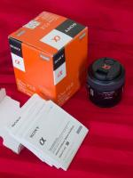 Sony Macro Lens - NEW - 50mm F2.8
