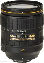 Nikon AF-S 24-120mm f4G IF ED VR 72mm thread / HB- 53 hood supplied  (ID: 124894, 018208021932, JAA811DA)