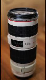 Canon EF 70 - 200mm f4 L IS USM Telephoto Lens
